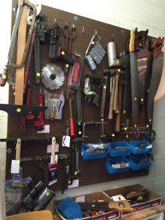 Tool-board