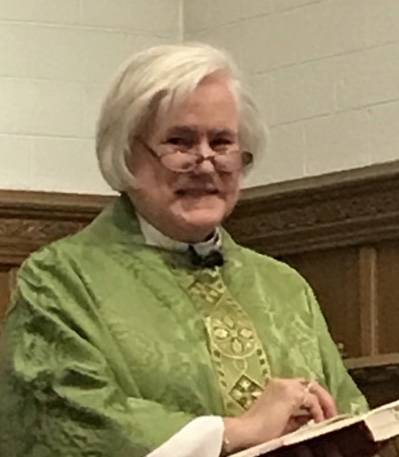 Rev. Maryjane Peck-St. Michael's Church-ECW