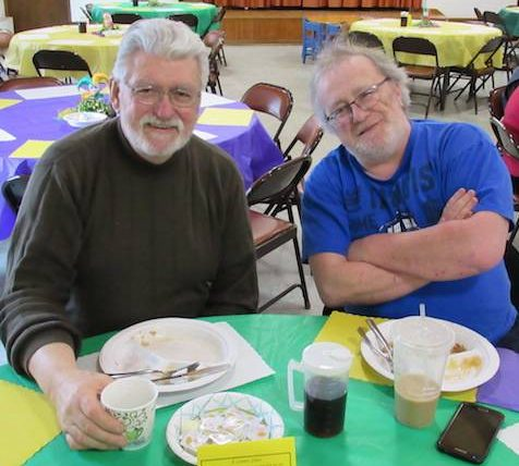 St. Michael's Church-pancake supper-community