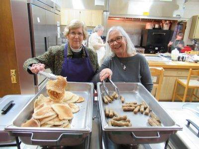 Pancake Supper-Community-Lent