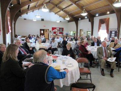 St. Michael's Church-Vestry-Annual Meeting