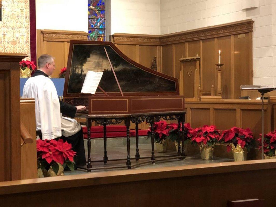 Christian-harpsichord