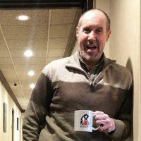Fr. Bradley-coffee cup